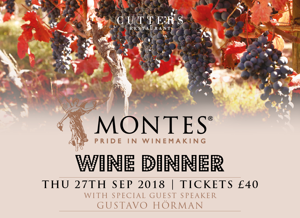 Cutters Montes Wine 2018 new