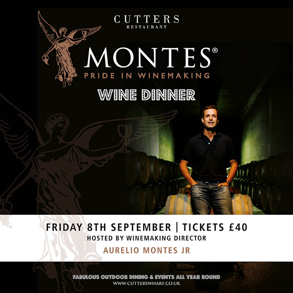Cutters Montes Wine Evening