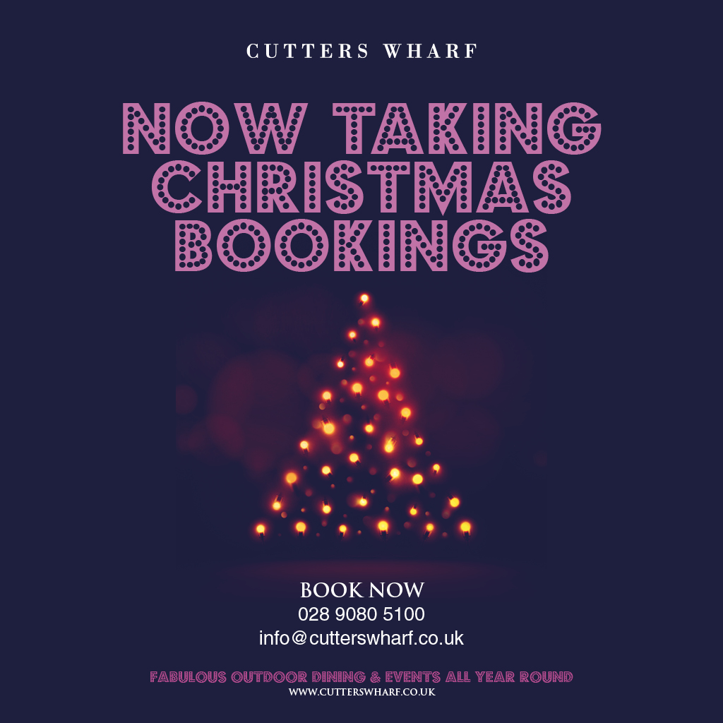 Cutters Now Taking Christmas Bookings Web