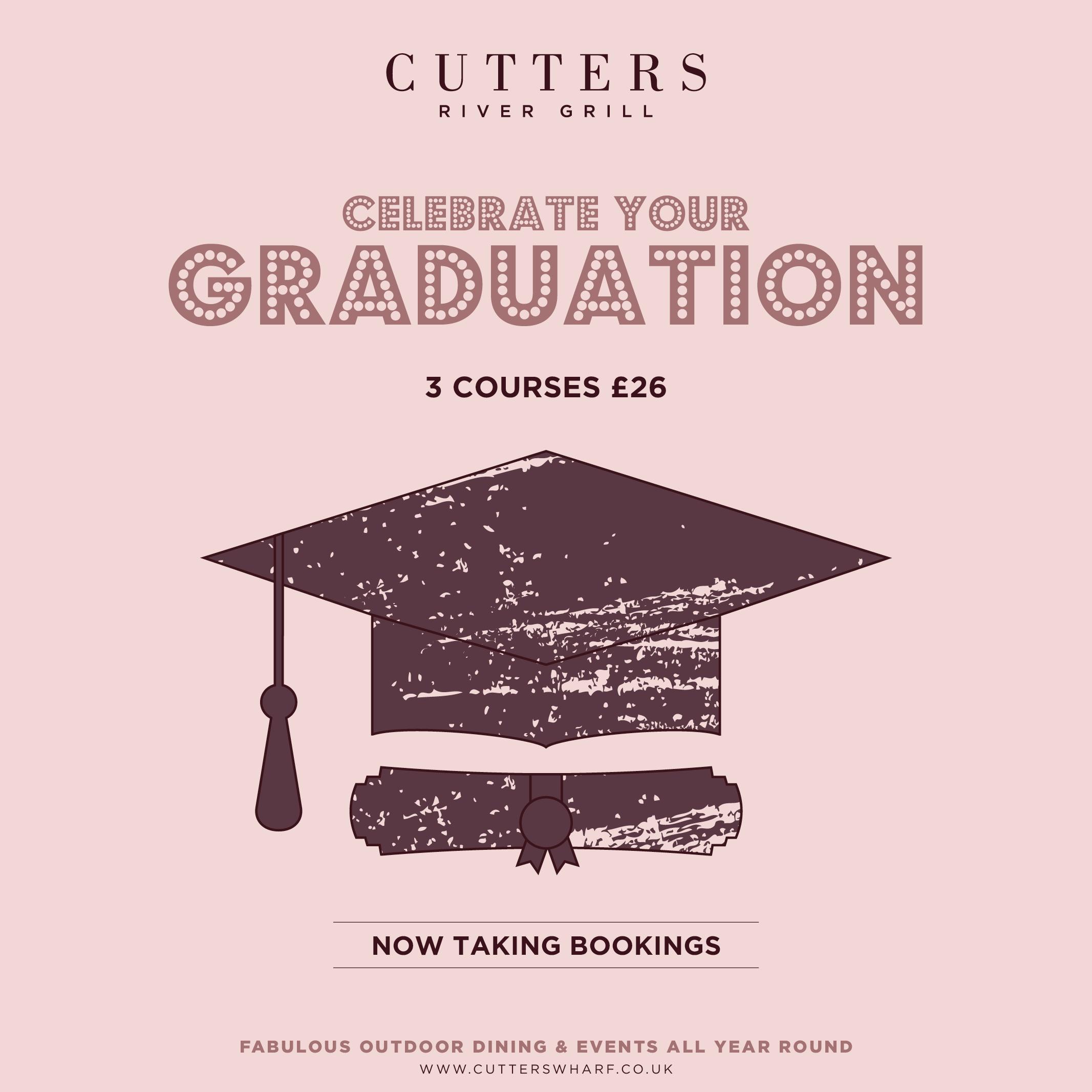 Cutters River Grill Graduation 2019 Social