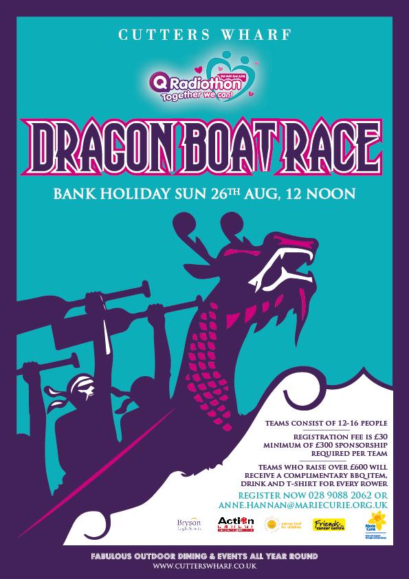 Dragon Boat Race A4 2018