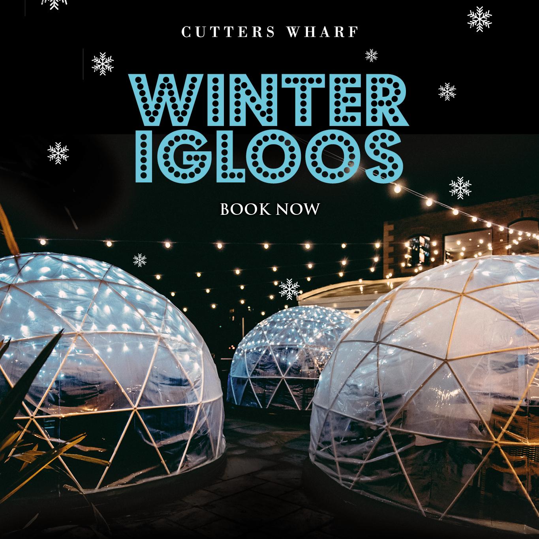 Cutters Winter Igloos Social WEB